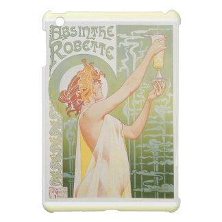 Arte del anuncio de la bebida del vintage de Robet