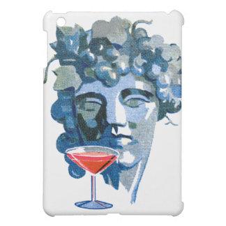 Arte del anuncio de la bebida del vintage del cóct