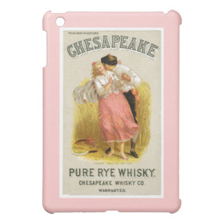Arte del anuncio de la bebida del vintage del whis