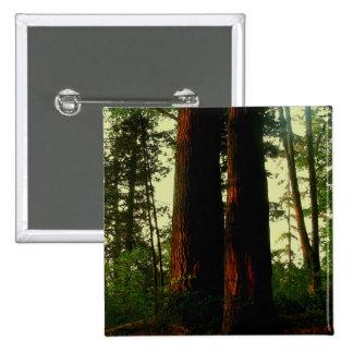 Arte del árbol pin