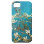 Arte del árbol de almendra de Vincent van Gogh iPhone 5 Protectores
