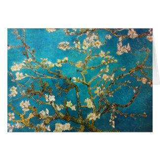 Arte del árbol de almendra de Vincent van Gogh Tarjetas