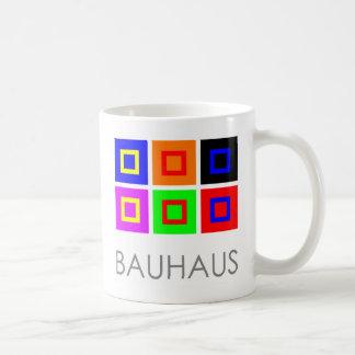 ARTE DEL BAUHAUS TAZA DE CAFÉ