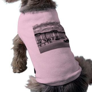 Arte del Buckingham Palace Playera Sin Mangas Para Perro