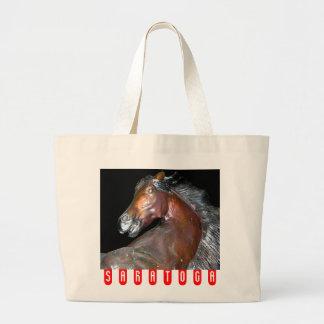 Arte del caballo de Sedona Arizona Bolsa