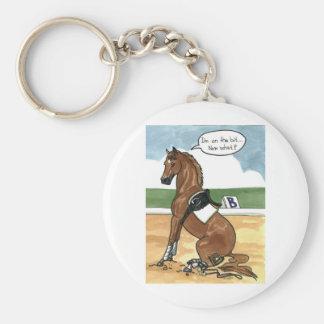 Arte del caballo EN EL PEDAZO ahora qué Llaveros