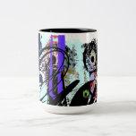 arte del café tazas de café