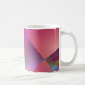 Arte del caos taza de café