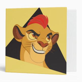 "Arte del carácter del guardia el | Kion del león Carpeta 2"""