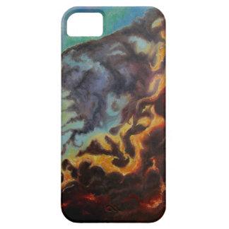 Arte del caso del iPhone de la pintura de la iPhone 5 Fundas