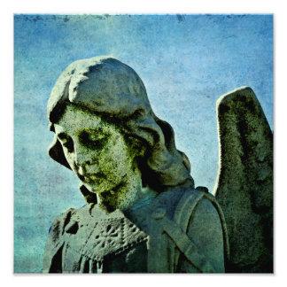 Arte del cementerio del ángel de guarda