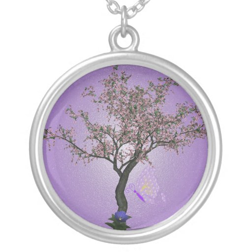 Arte del cerezo grimpola personalizada