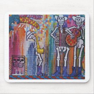 Arte del Chicano de la colección de SRT Alfombrilla De Raton