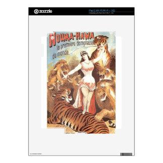 arte del circo calcomanía para iPad 2