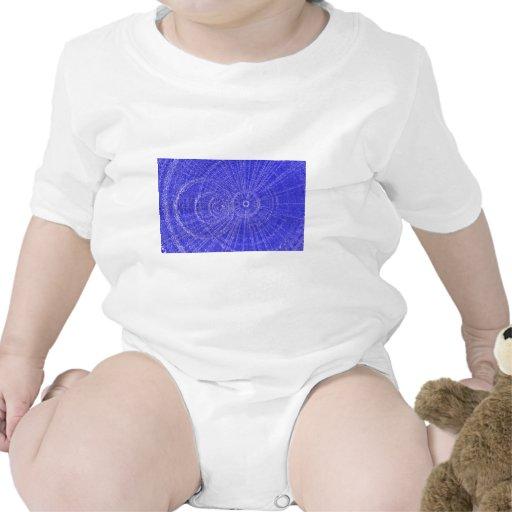 Arte del círculo traje de bebé