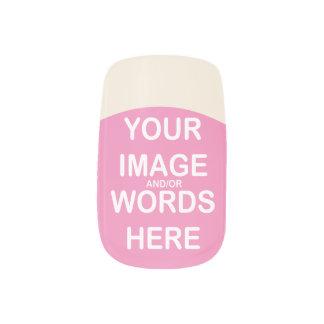 Arte del clavo de la manicura francesa del ~ de stickers para manicura