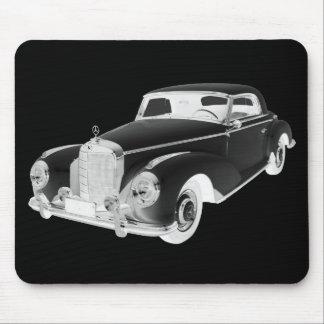 Arte del coche del lujo del Benz 300 de Mercedes Alfombrilla De Raton