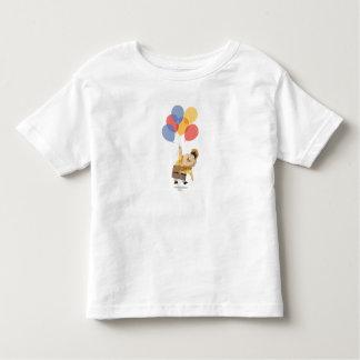Arte del concepto de la acuarela de Russell - Tee Shirt