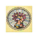 Arte del conejito impresion de lienzo