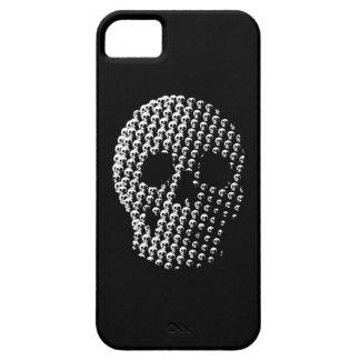 Arte del cráneo iPhone 5 Case-Mate protector