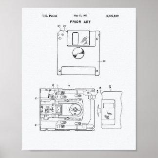 Arte del disco blando de 1997 patentes - Libro