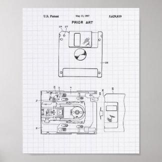 Arte del disco blando de 1997 patentes - Peper