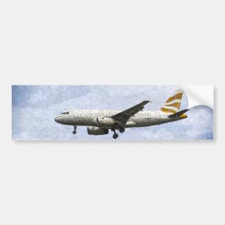 Arte del diseño de la pluma de British Airways Pegatina Para Auto