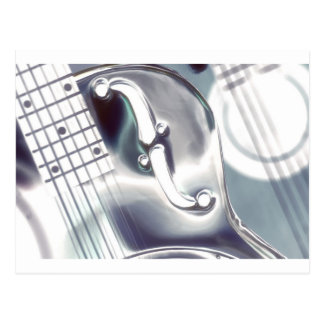 Arte del Dobro, azul blanco de plata, artography, Tarjeta Postal