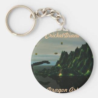 Arte del dragón por CricketDiane Llavero