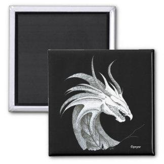 Arte del dragón por el imán de Pryor