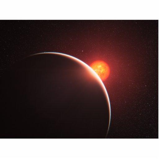 Arte del espacio de Exoplanet de la Estupendo-Tier Escultura Fotografica