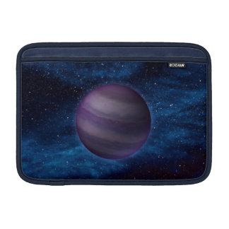 Arte del espacio de la estrella enana de Y Funda MacBook