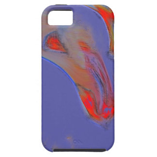 Arte del flamenco iPhone 5 Case-Mate cobertura