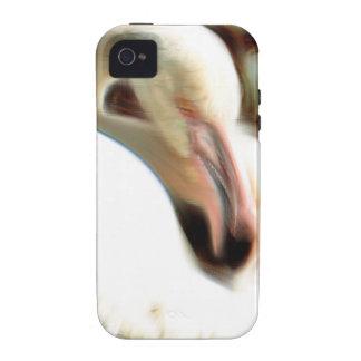 Arte del flamenco Case-Mate iPhone 4 carcasa