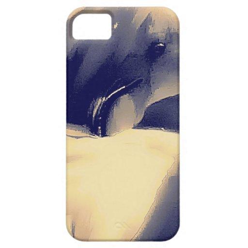 Arte del flamenco iPhone 5 Case-Mate funda