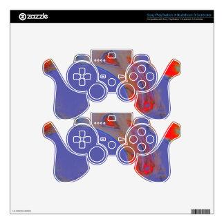 Arte del flamenco mando PS3 calcomanía
