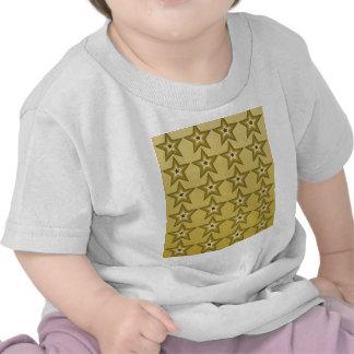 arte del fondo del papel pintado camisetas