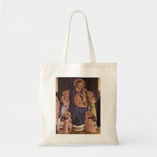 Arte del Fra Angelico Bolsa Tela Barata