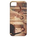 Arte del Fra Angelico iPhone 5 Carcasa