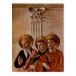 Arte del Fra Angelico Tarjetas Postales