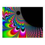 Arte del fractal de Fanyc - de Mandelbrot Postal