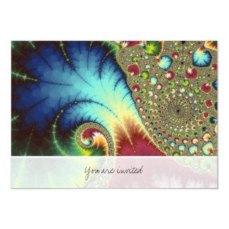 Arte del fractal de Joanie 50 Anuncio Personalizado