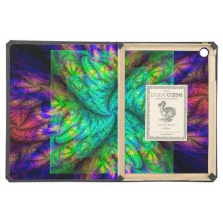 Arte del fractal del vórtice del caleidoscopio de