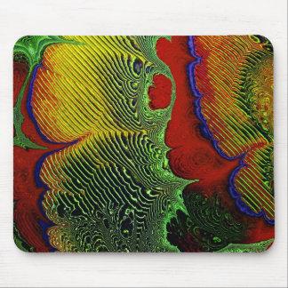 Arte del fractal Mousepads 1-10