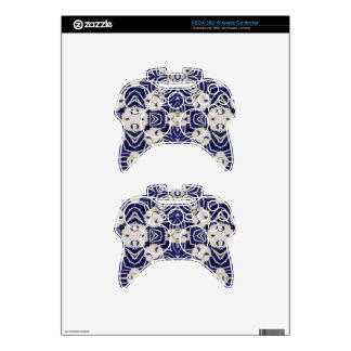 Arte del fractal mando xbox 360 skin