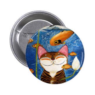 arte del gato - agua (5 elementos) pins