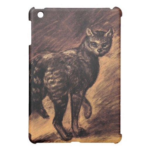 Arte del gato - arte del vintage - Steinlen