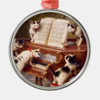 Arte del gato del vintage:  El decreto de los Ornato