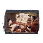 Arte del gato: Pintura del vintage: El decreto del