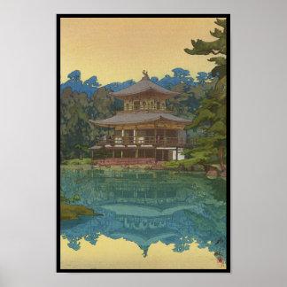 Arte del hanga de la espinilla de Yoshida Hiroshi  Impresiones